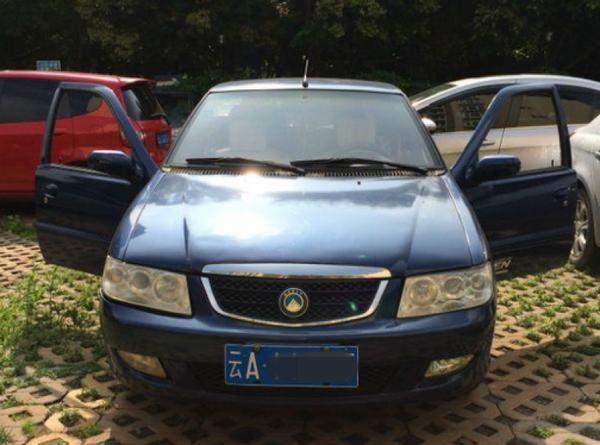 昆明市二手车 二手吉利 二手优利欧 优利欧 2002款  卖家附言 4缸1.