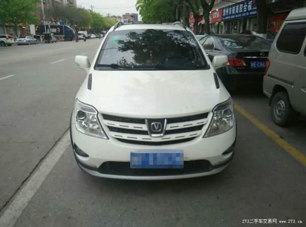 【漳州市】长安汽车 长安cx20 2014款 1.4l 手动运动版