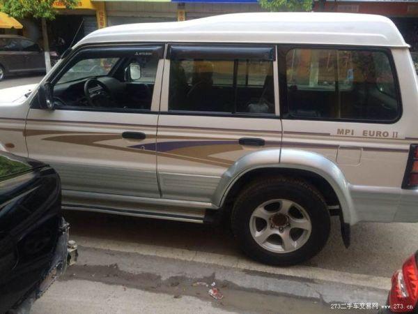 【昆明市】猎豹汽车 猎豹奇兵 2009款 2.2l 手动四驱
