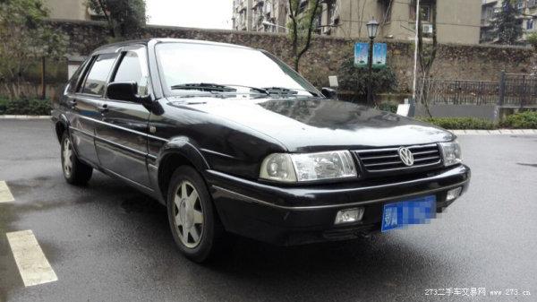 【武汉市】大众 桑塔纳2000 2001款 1.8gsi