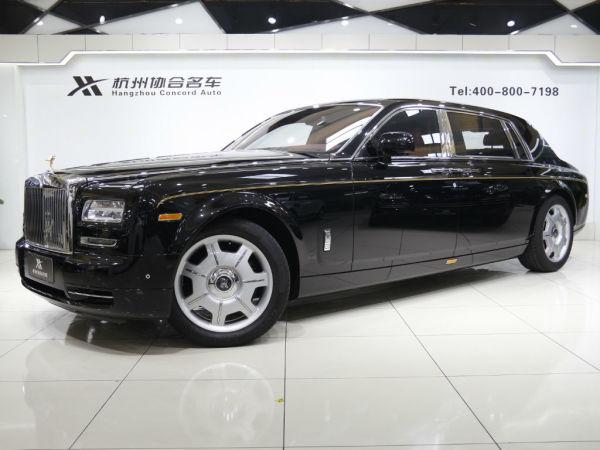 【杭州市】劳斯莱斯 幻影 2013款 6.7l 双门轿跑车