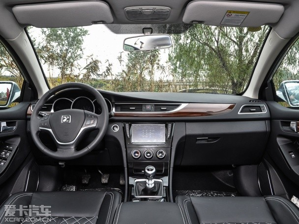 众泰汽车2015款众泰Z500