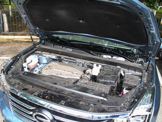 广汽传祺GS8动力参数对比-SUV档案揭秘 10 站上20万级别的传祺GS8高清图片