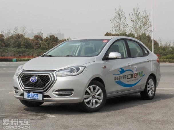 江淮汽车2015款江淮iEV5