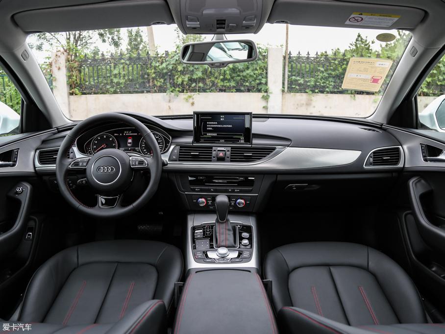一汽-大众奥迪2016款奥迪A6L
