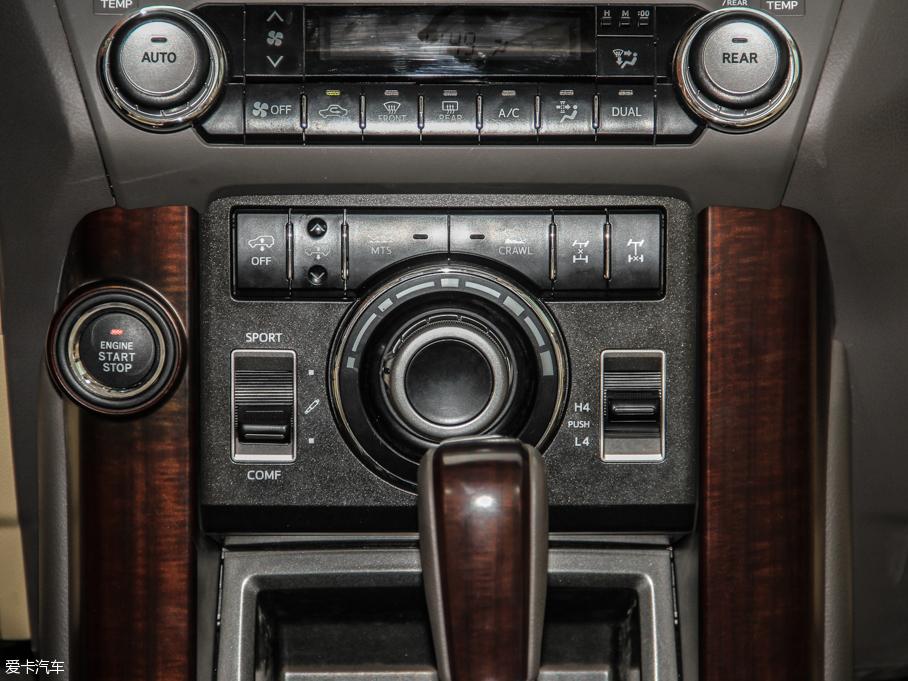 一汽丰田2016款普拉多