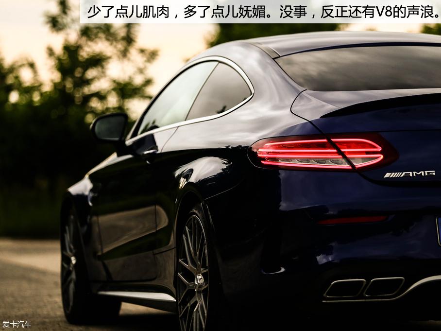 奔驰AMG2016款奔驰C级AMG