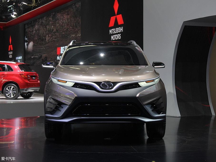 东南汽车2016款东南DX concept