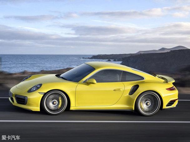 【图文】保时捷新911 Turbo系列售价 230.5万起_爱卡汽车
