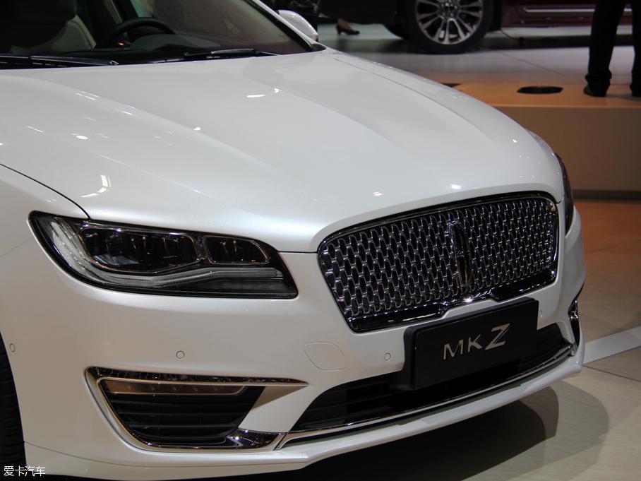 2016北京车展:林肯新款MKZ正式国内发布