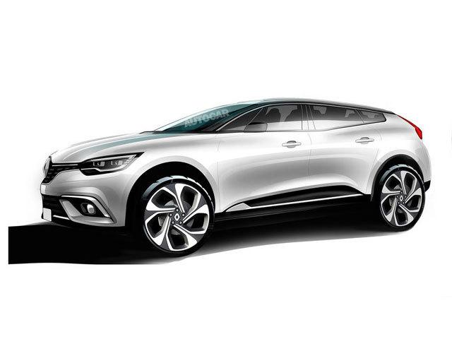 雷诺将推出全新家跑SUV