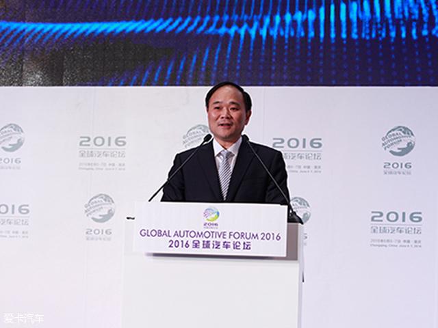 吉利李书福:造安全/健康/智能互联汽车