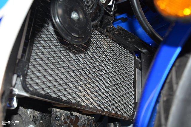 的新选择 试驾铃木GSX250R高清图片