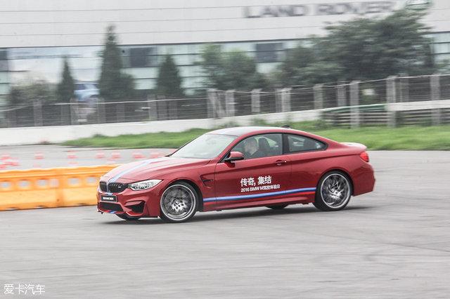 2016 BMW M 驾控体验日