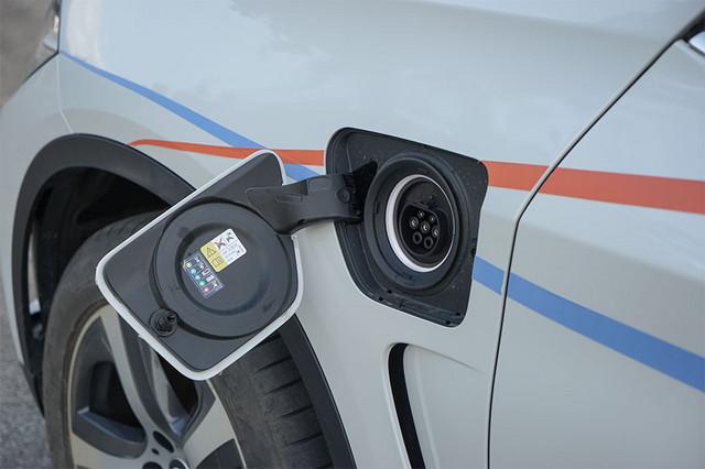 BMW X5 xDrive40e试驾